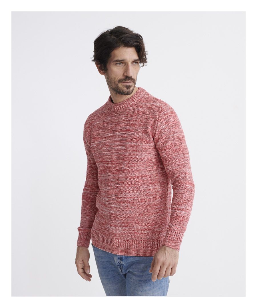 Image for Superdry Keystone Crew Neck Jumper