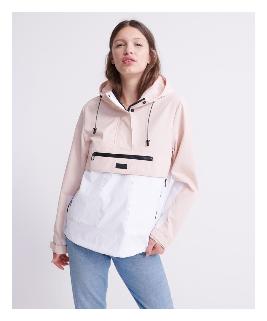Image for Superdry Essentials Overhead Jacket