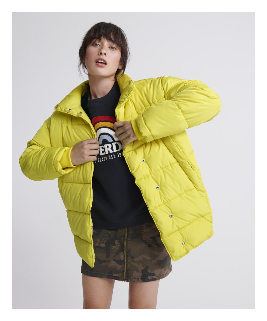 Image for Superdry The Edit Ume Padded Jacket