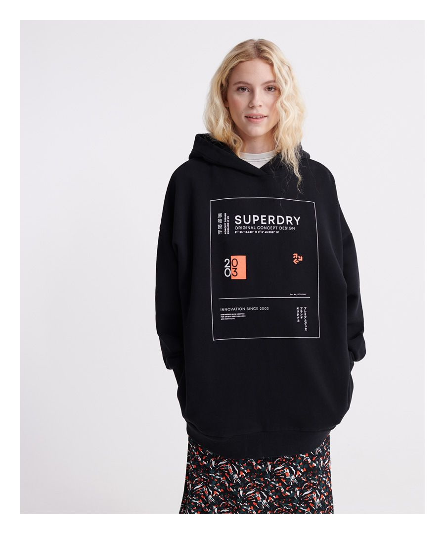 Image for Superdry Bora Oversized Hoodie