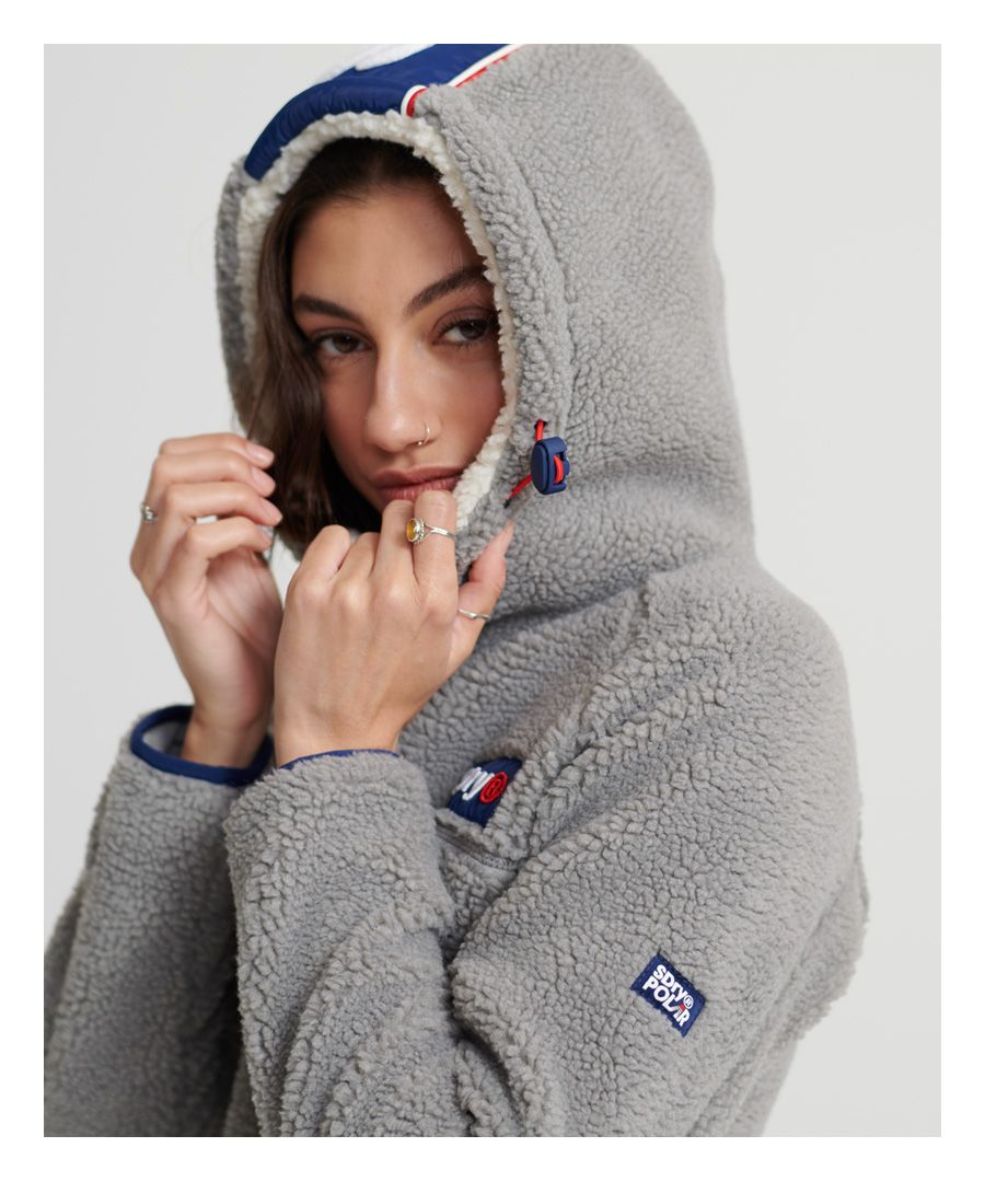 Image for Superdry Celsius Sherpa Hoodie