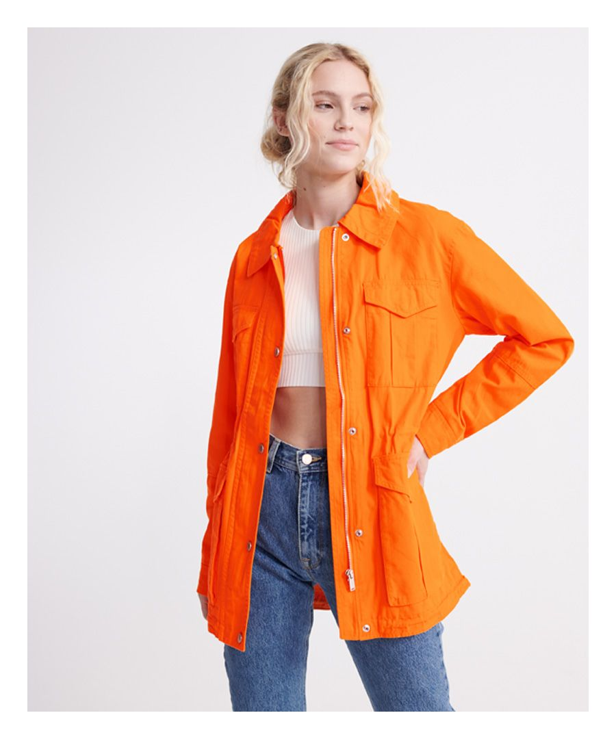 Image for Superdry Desert Rookie Jacket