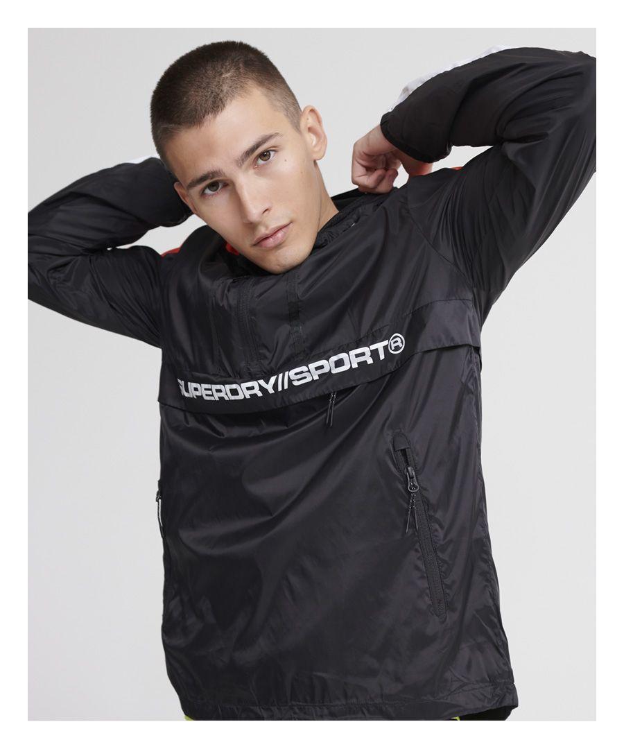Image for Superdry Streetsport Overhead Jacket