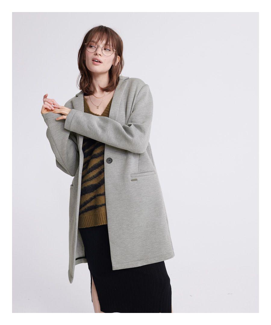 Image for Superdry Azure Longline Blazer