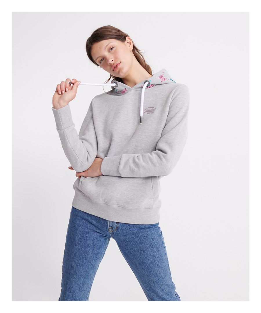 Image for Superdry Glitter Classics Hit Hoodie