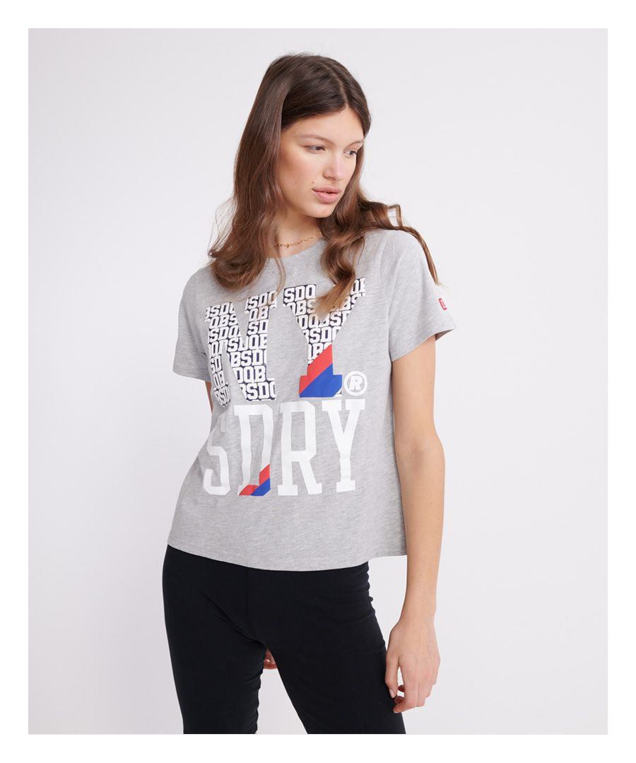 Image for Superdry SDQB High NY T-Shirt