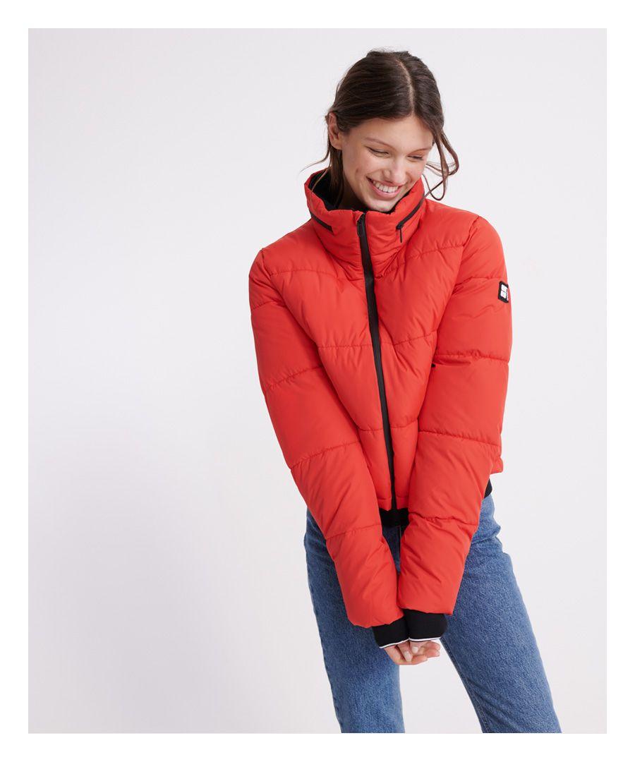 Image for Superdry Long Sleeved Essentials Padded Jacket