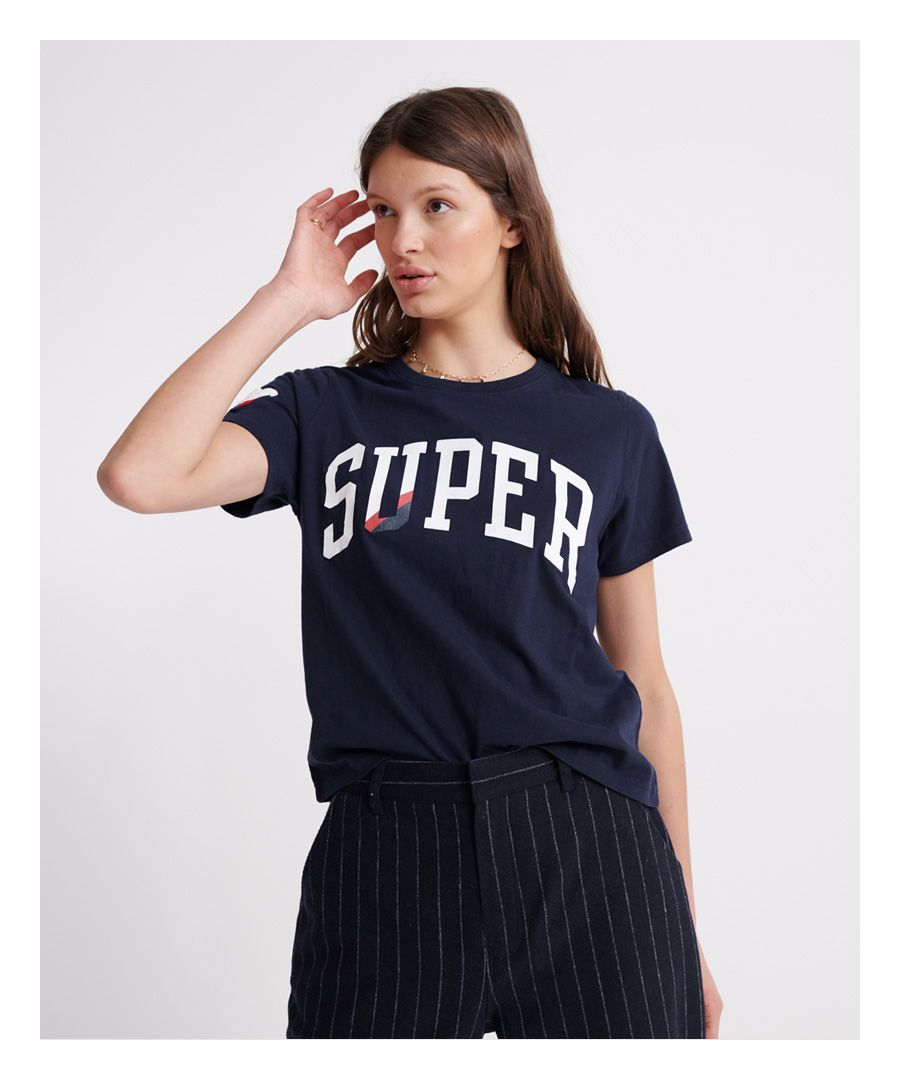 Image for Superdry SDQB Arch Rival T-Shirt