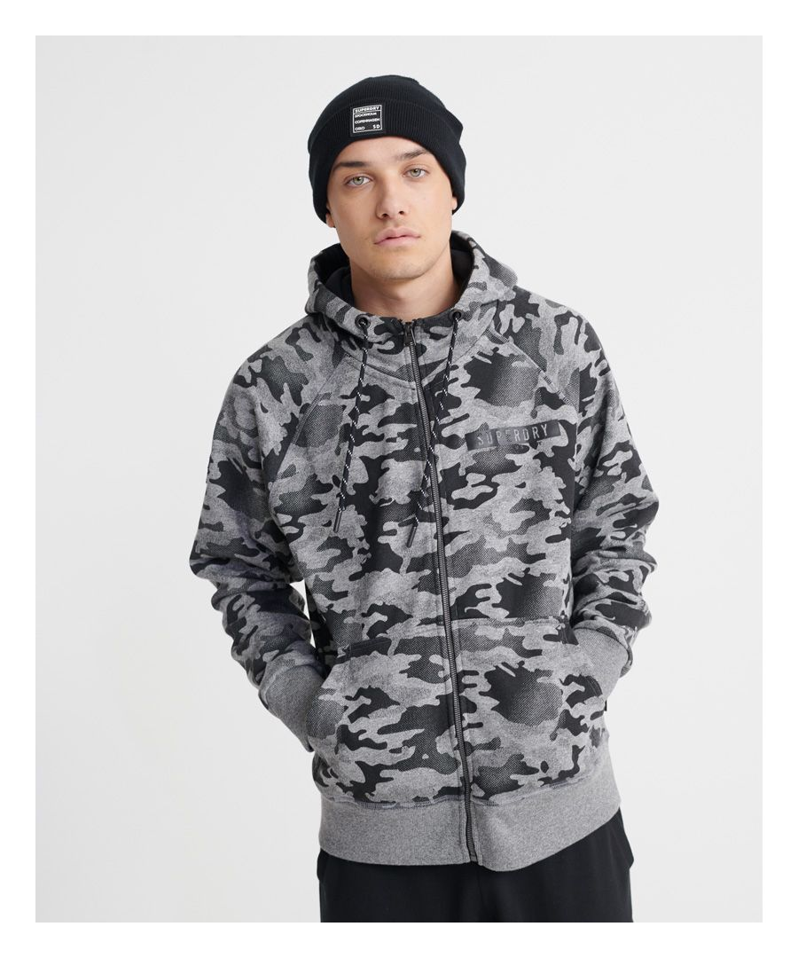 Image for Superdry Surplus Goods Zip Hoodie