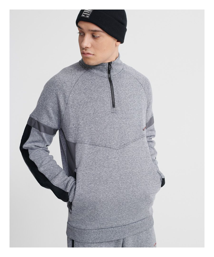 Image for Superdry Urban Tech Half Zip Track Top