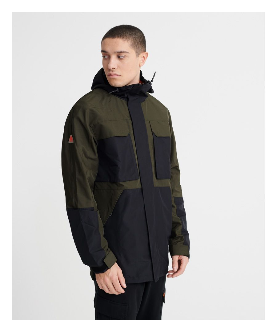 Image for Superdry Desert Alchemy 5 pocket Jacket