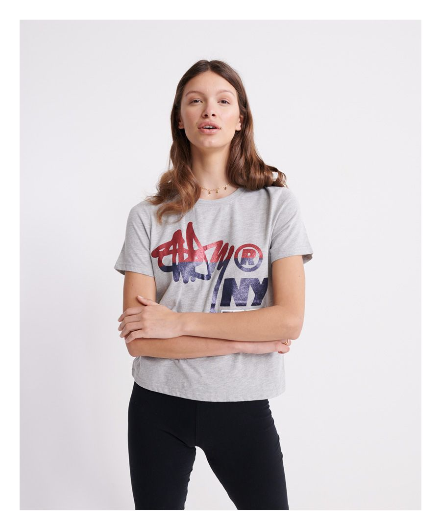 Image for Superdry LA Tribe Box T-Shirt