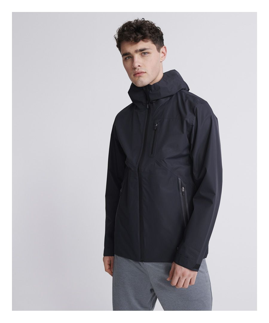 Image for Superdry Training Waterproof Jacket