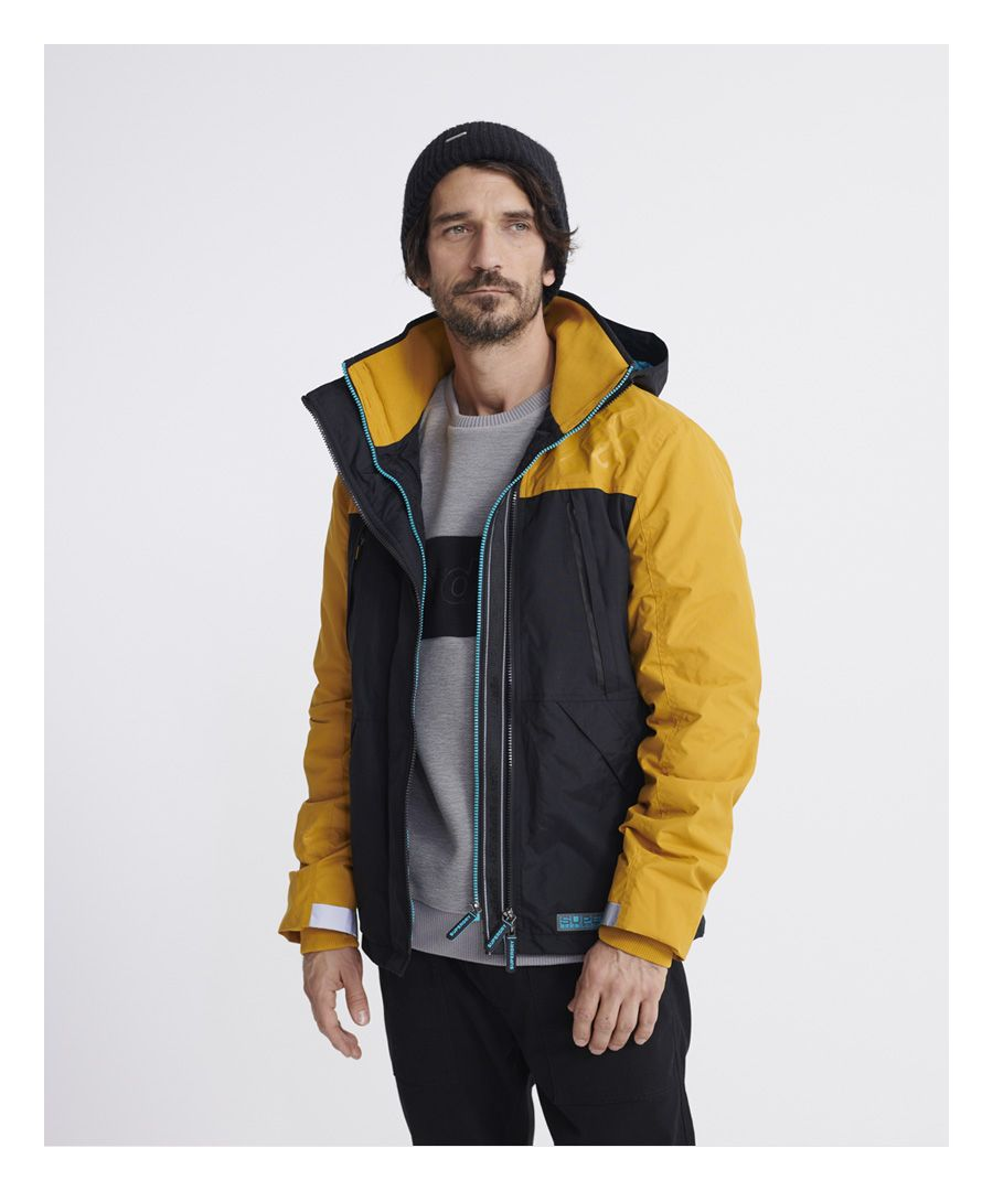 Image for Superdry Hooded Arctic SD-Windattacker Jacket