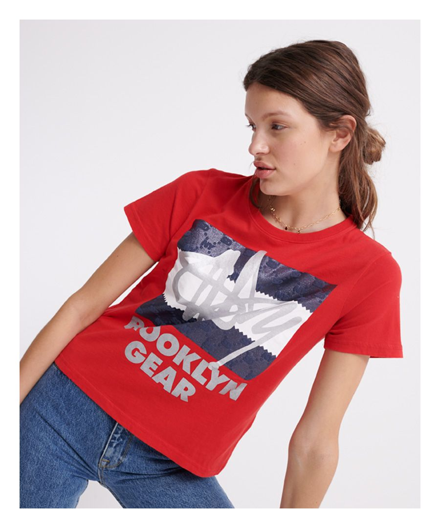 Image for Superdry Brooklyn Gear Box T-Shirt