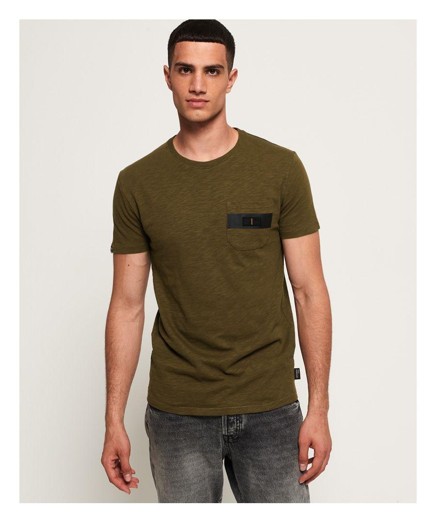 Image for Superdry Surplus Goods Short Sleeve Pocket T-Shirt