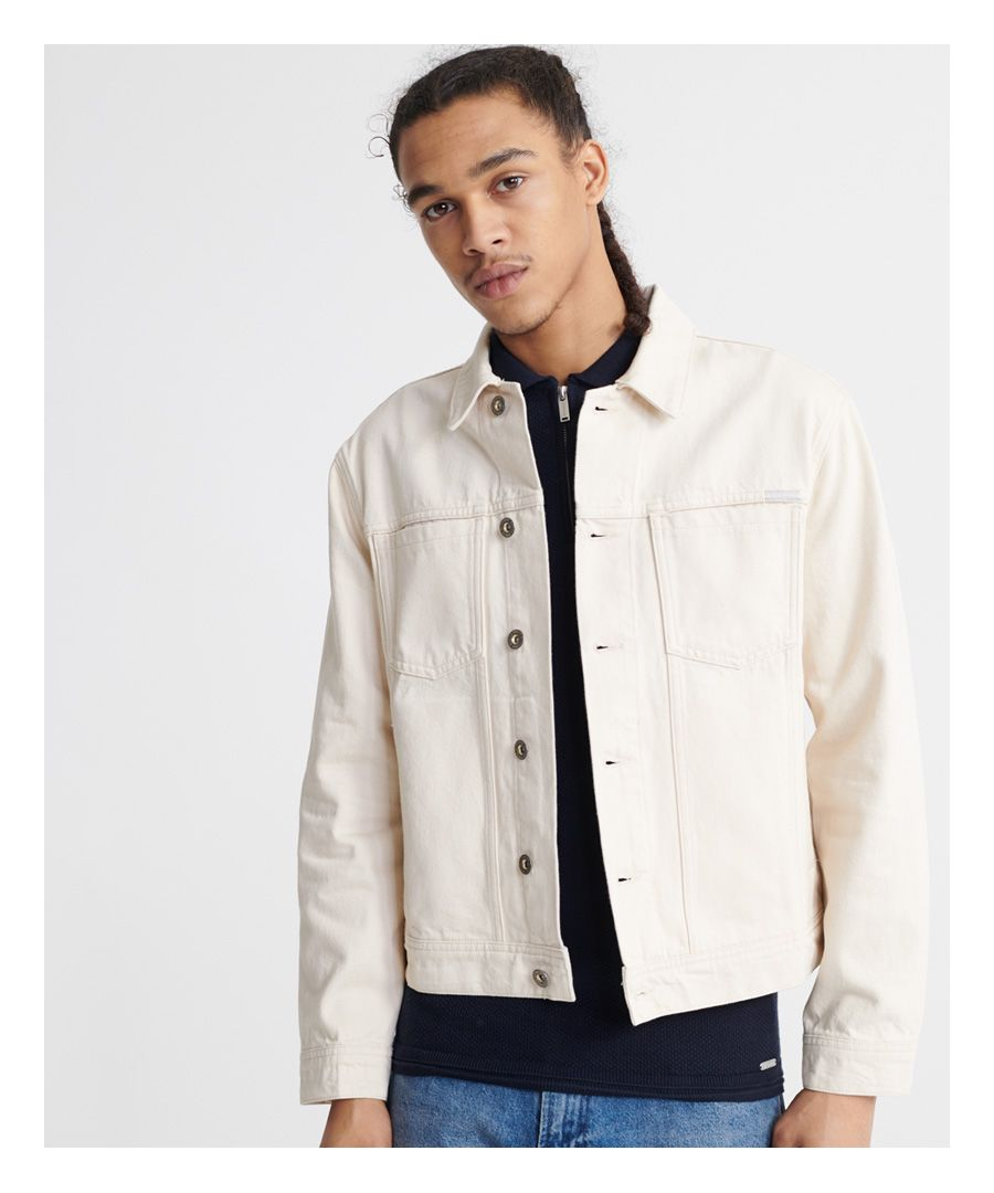 Image for Superdry Highwayman Trucker Jacket
