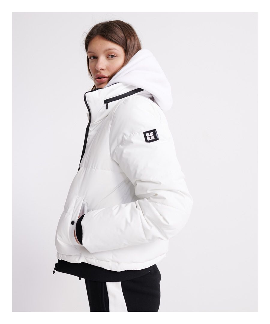 Image for Superdry Long Sleeved Essentials Padded Jacket
