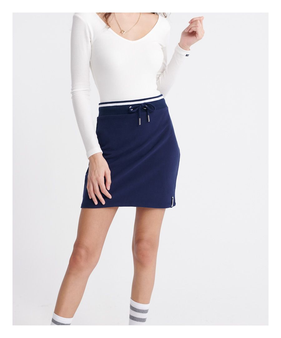 Image for Superdry Summer Sweat Skirt
