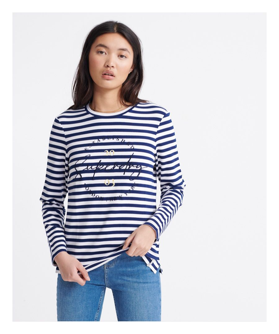 Image for Superdry Summer Applique Top