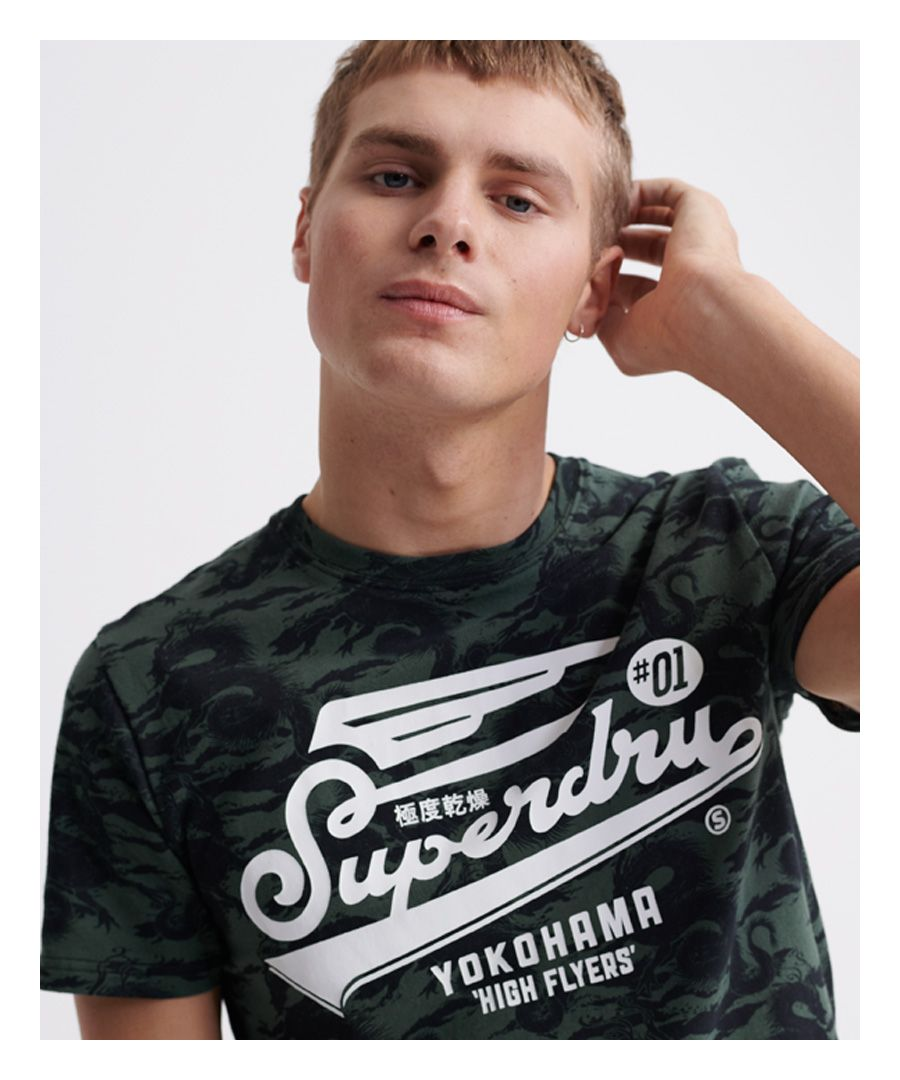 Image for Superdry Super 5's T-Shirt
