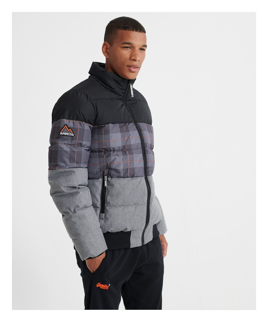 Image for Superdry Track Sports Puffer Jacket