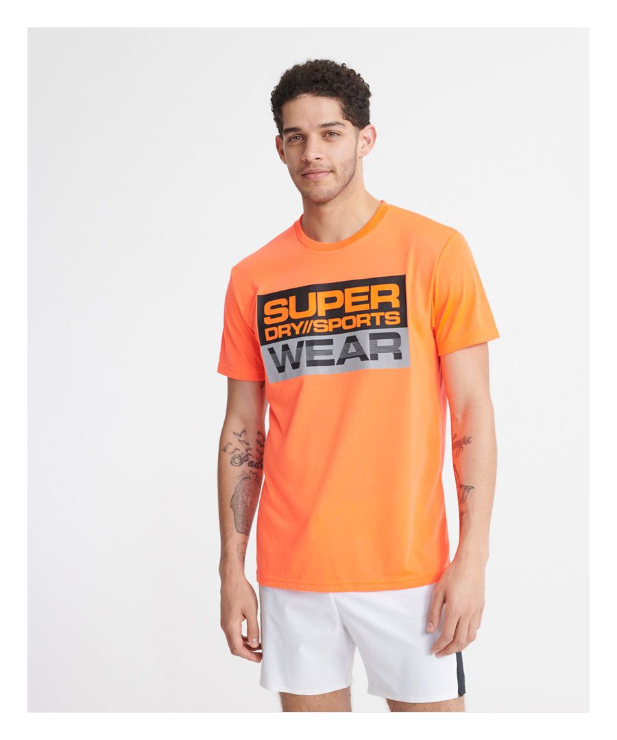 Image for Superdry Streetsport Graphic T-Shirt