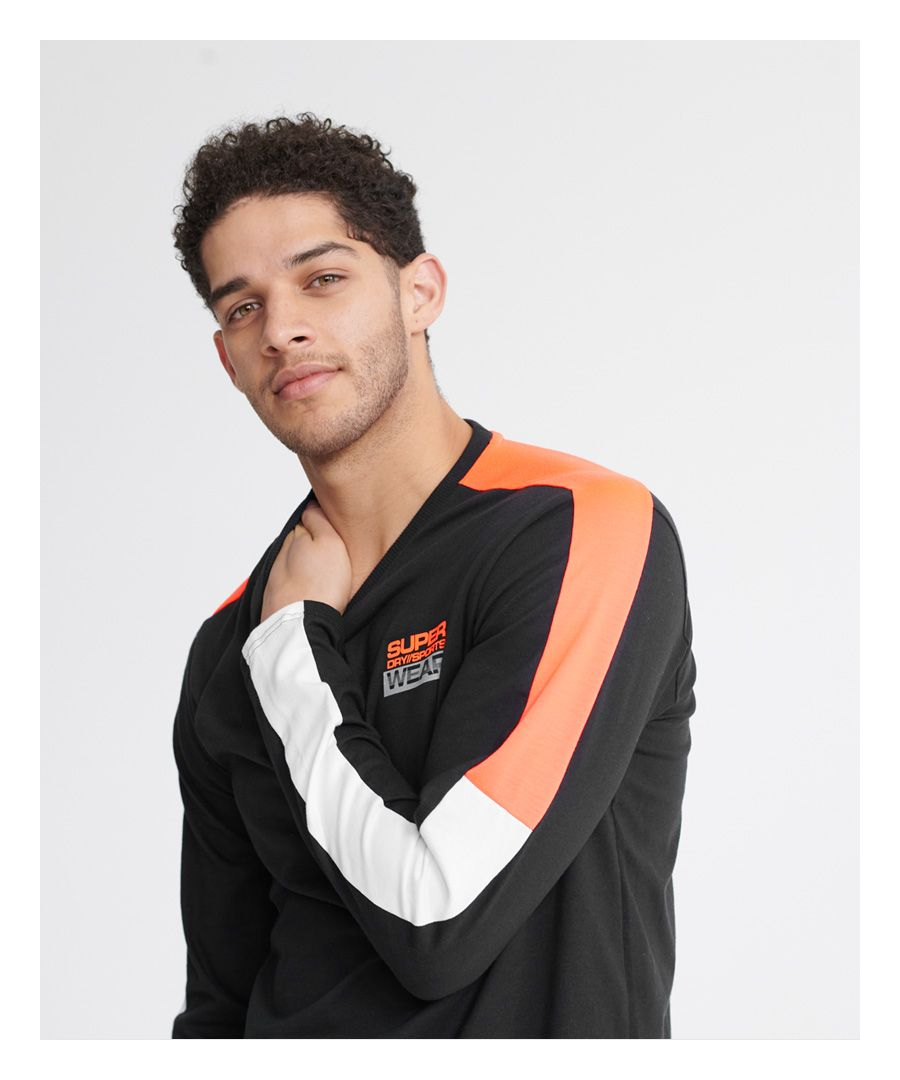 Image for Superdry Streetsport Long Sleeved Top