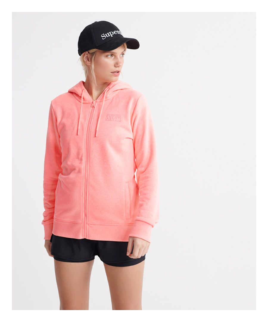Image for Superdry Core Sport Zip Hoodie
