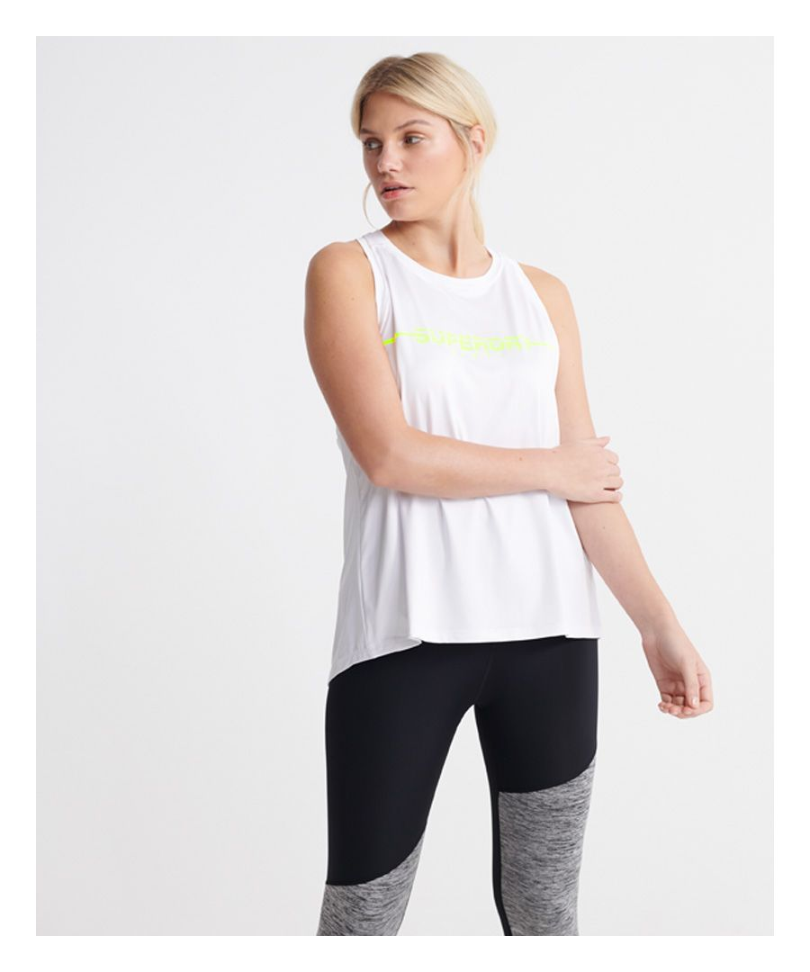 Image for Superdry Training Gym Vest Tops