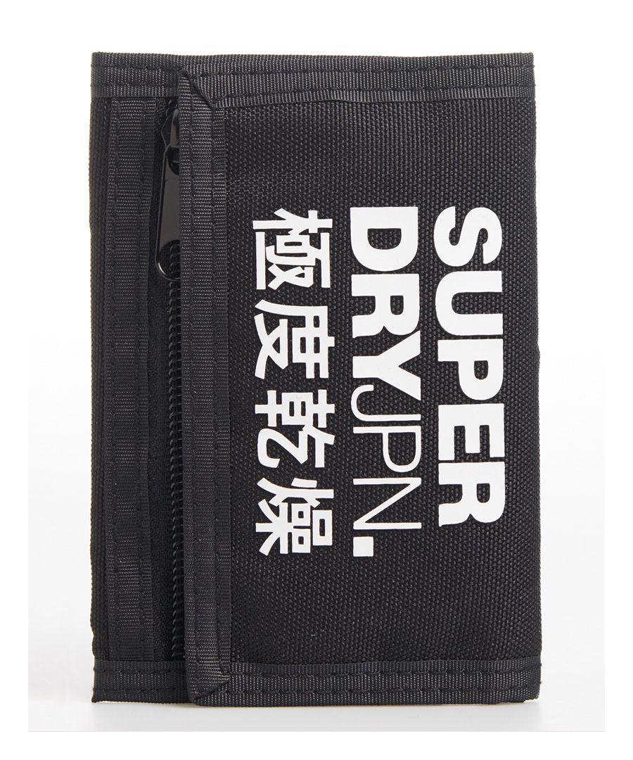 Image for Superdry Tri-Fold Wallet