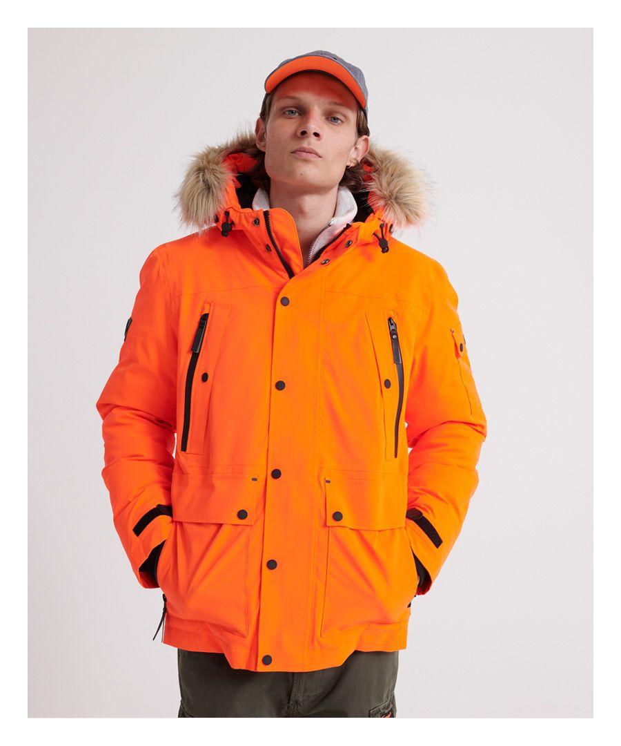 Image for Superdry Waterproof Premium Ultimate Down Jacket