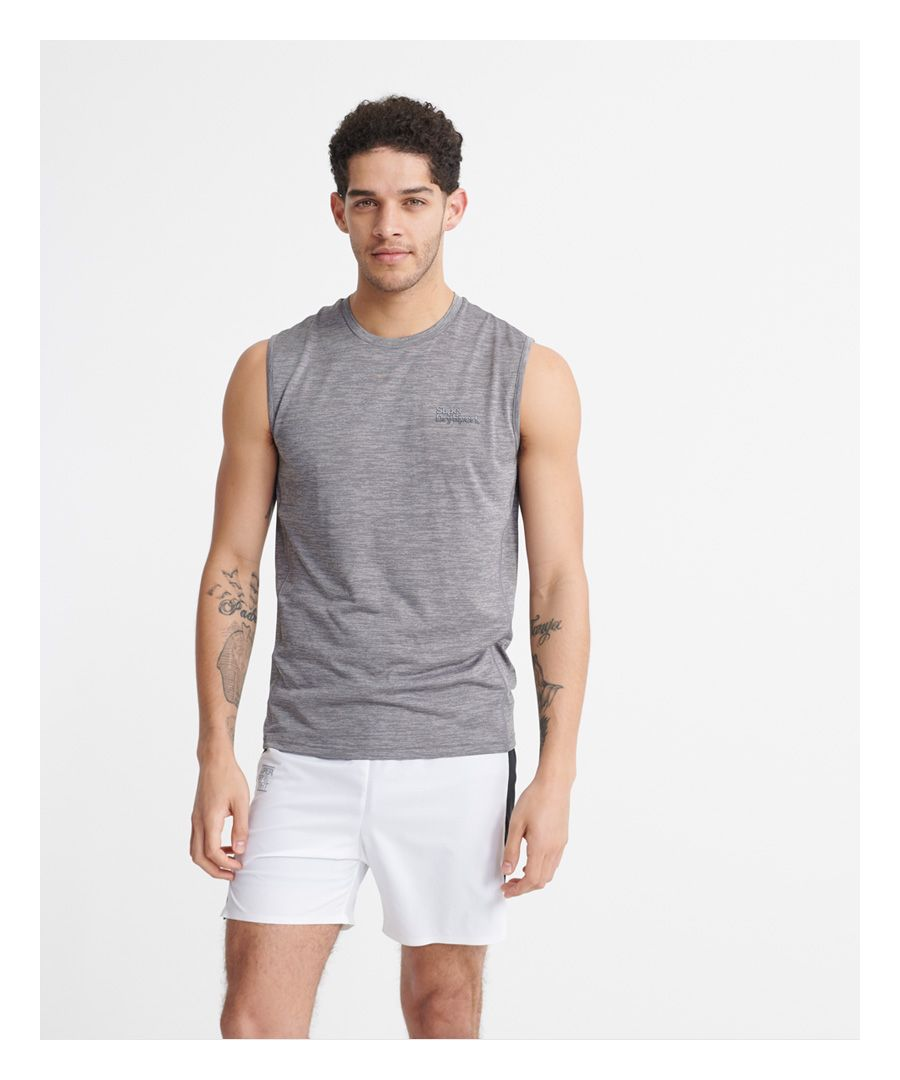 Image for Superdry Training Tank Top