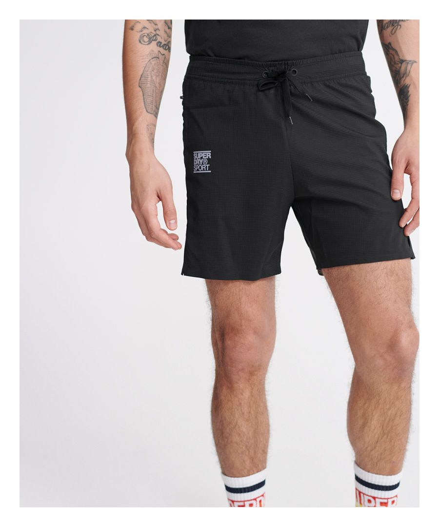 Image for Superdry Training Double Layer Shorts