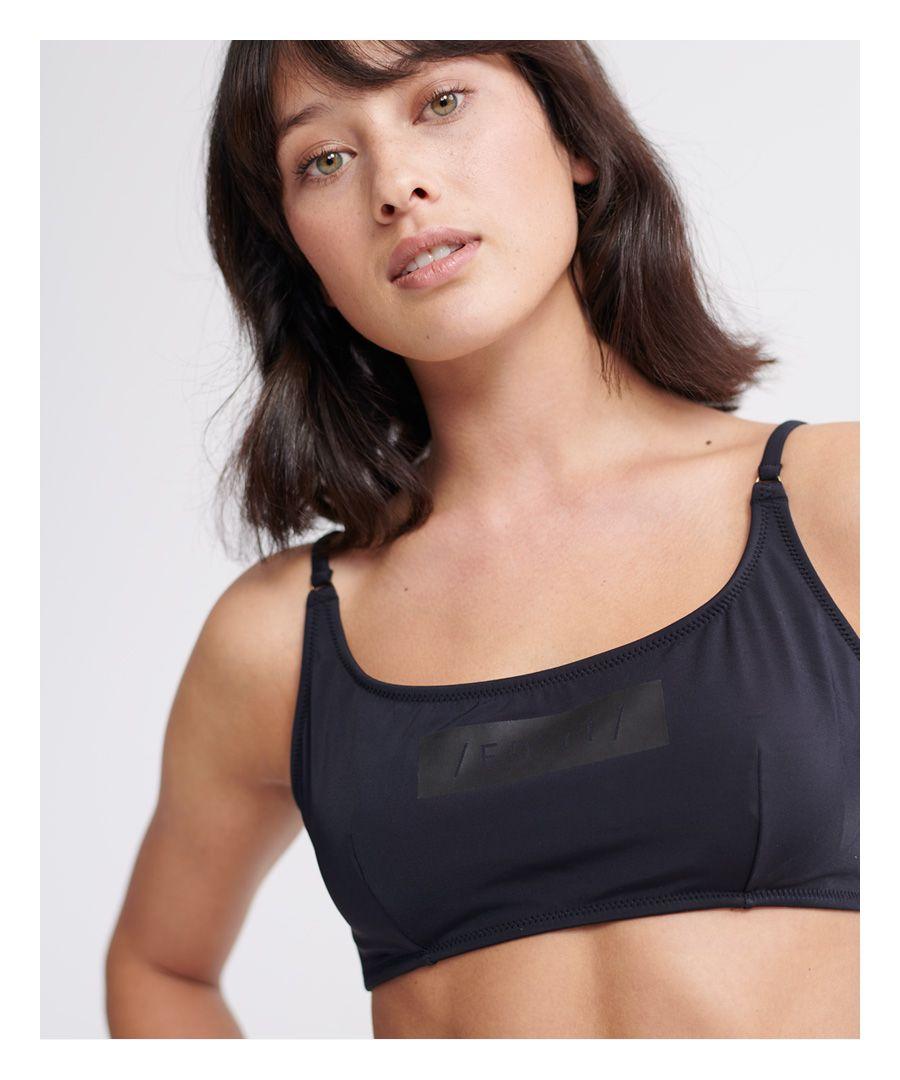 Image for Superdry Edit Bandeau Bikini Top