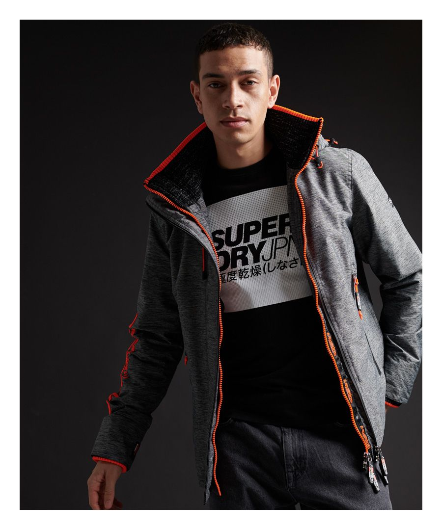 Image for Superdry Limited Edition Blockneck SD-Windcheater Jacket