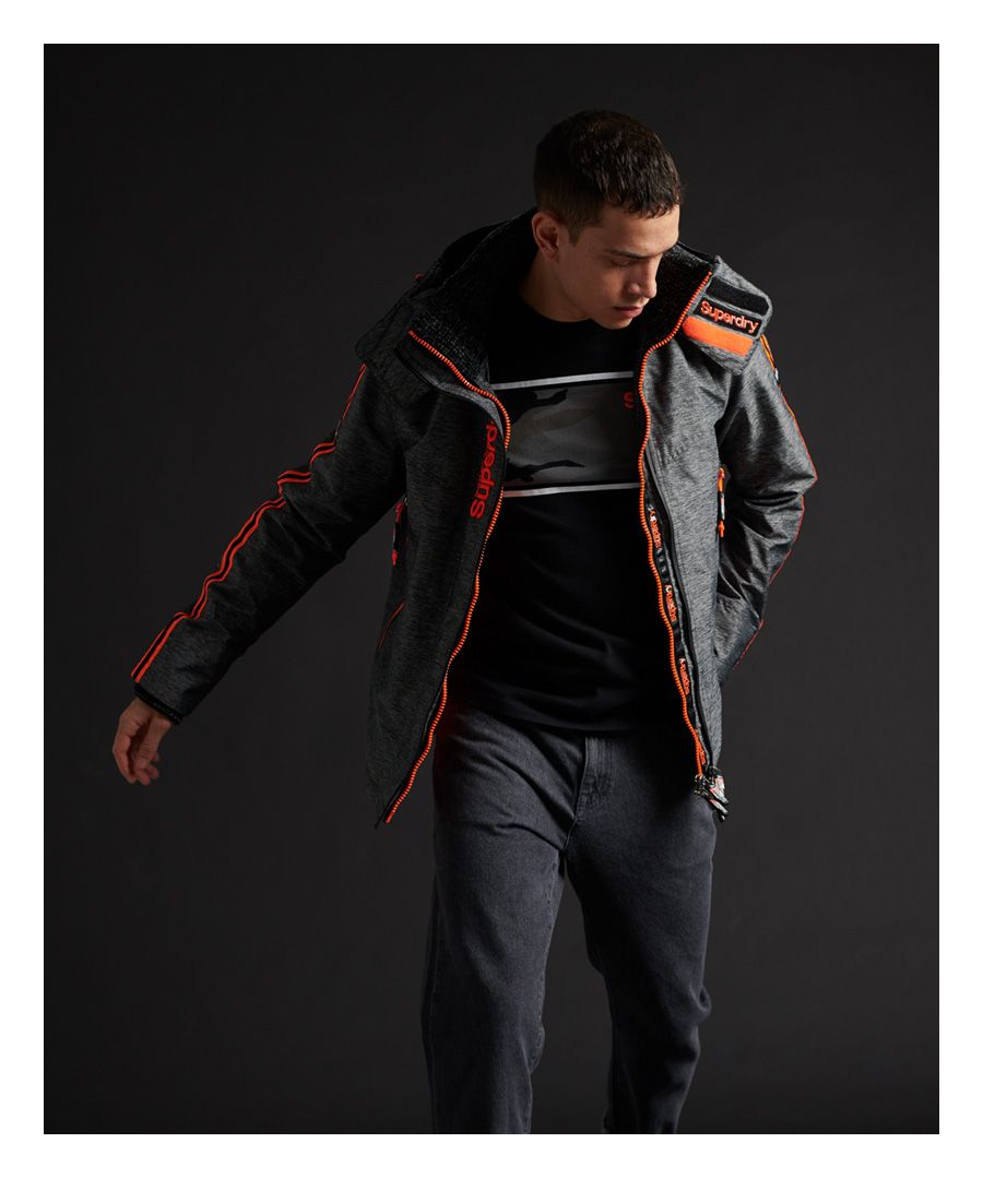 Image for Superdry Limited Edition Hit Sport SD-Windcheater Jacket