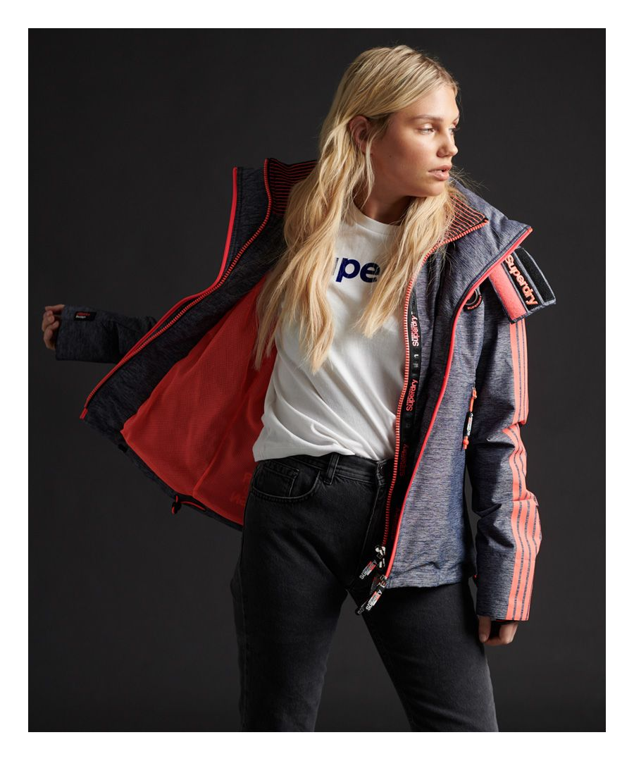 Image for Superdry Limited Edition Blockhood SD-Windcheater Jacket