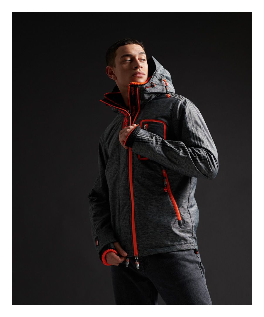 Image for Superdry Limited Edition Hit Funnel SD-Windcheater Jacket