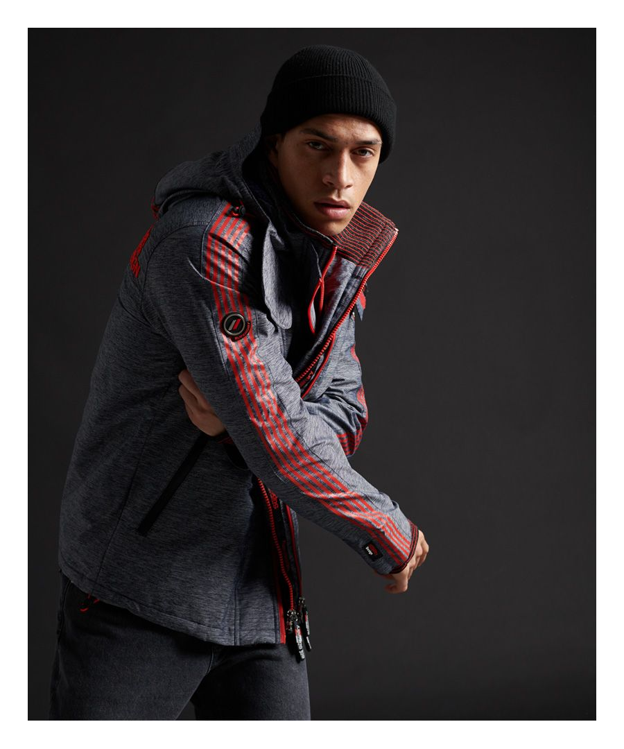 Image for Superdry Limited Edition Hit Hood SD-Windcheater Jacket