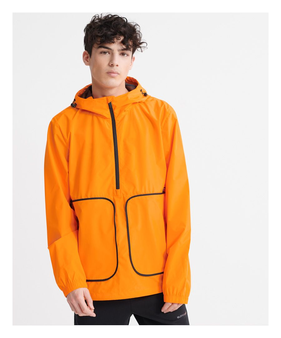 Image for Superdry Packaway Overhead Cagoule Jacket