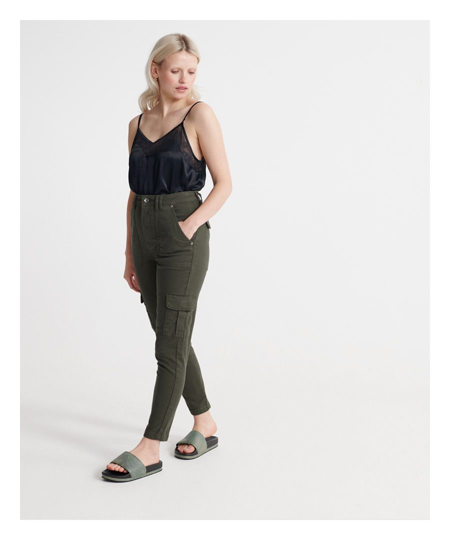 Image for Superdry 90's Flash Cargo Pants