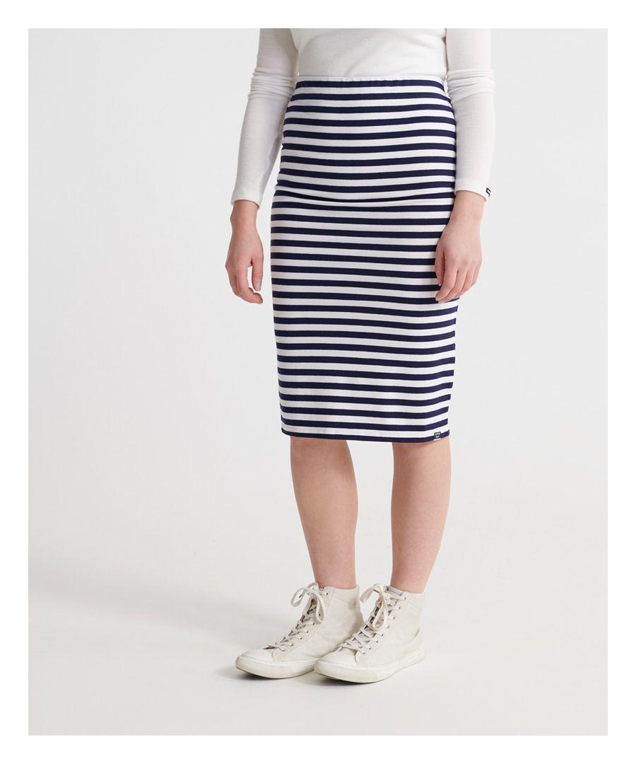 Image for Superdry Summer Pencil Skirt