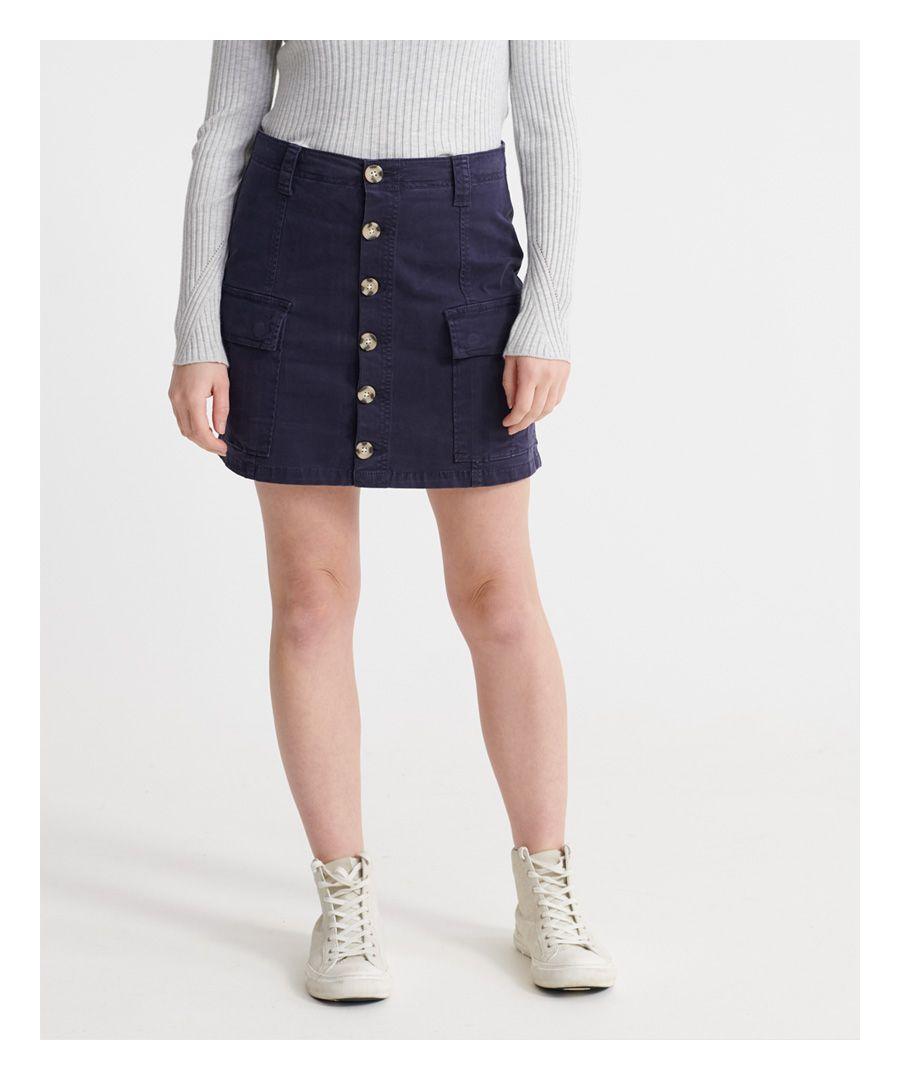 Image for Superdry Alchemy Cargo Mini Skirt