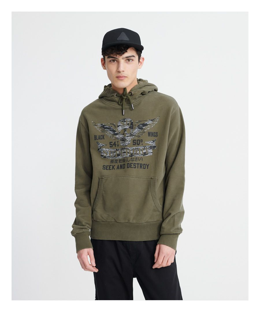 Image for Superdry Desert Classic Loopback Hoodie