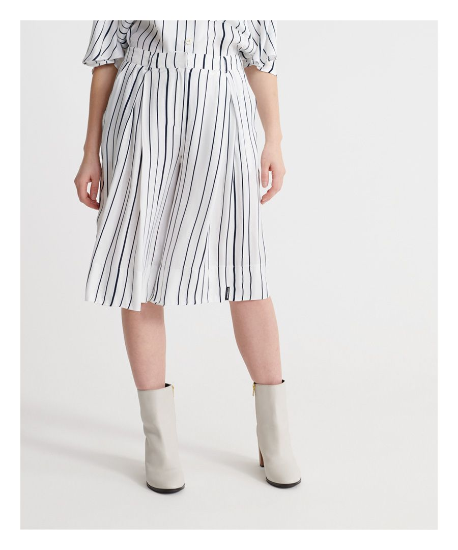 Image for Superdry Edit Culottes