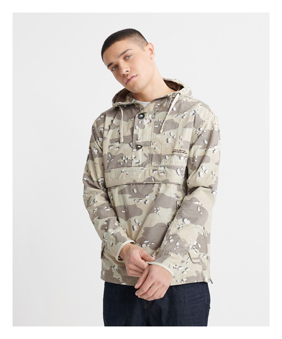 Image for Superdry Rookie Overhead Jacket