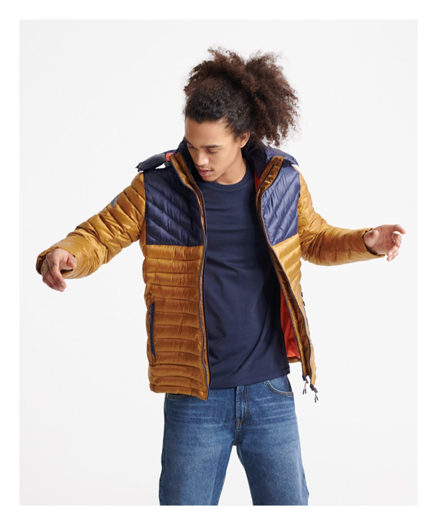 Image for Superdry Colour Block Fuji Jacket