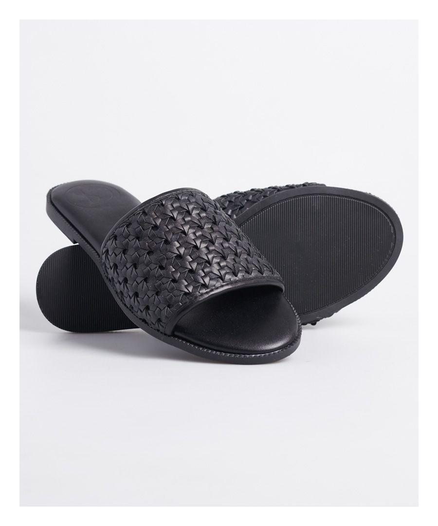 Image for Superdry Woven Sandal