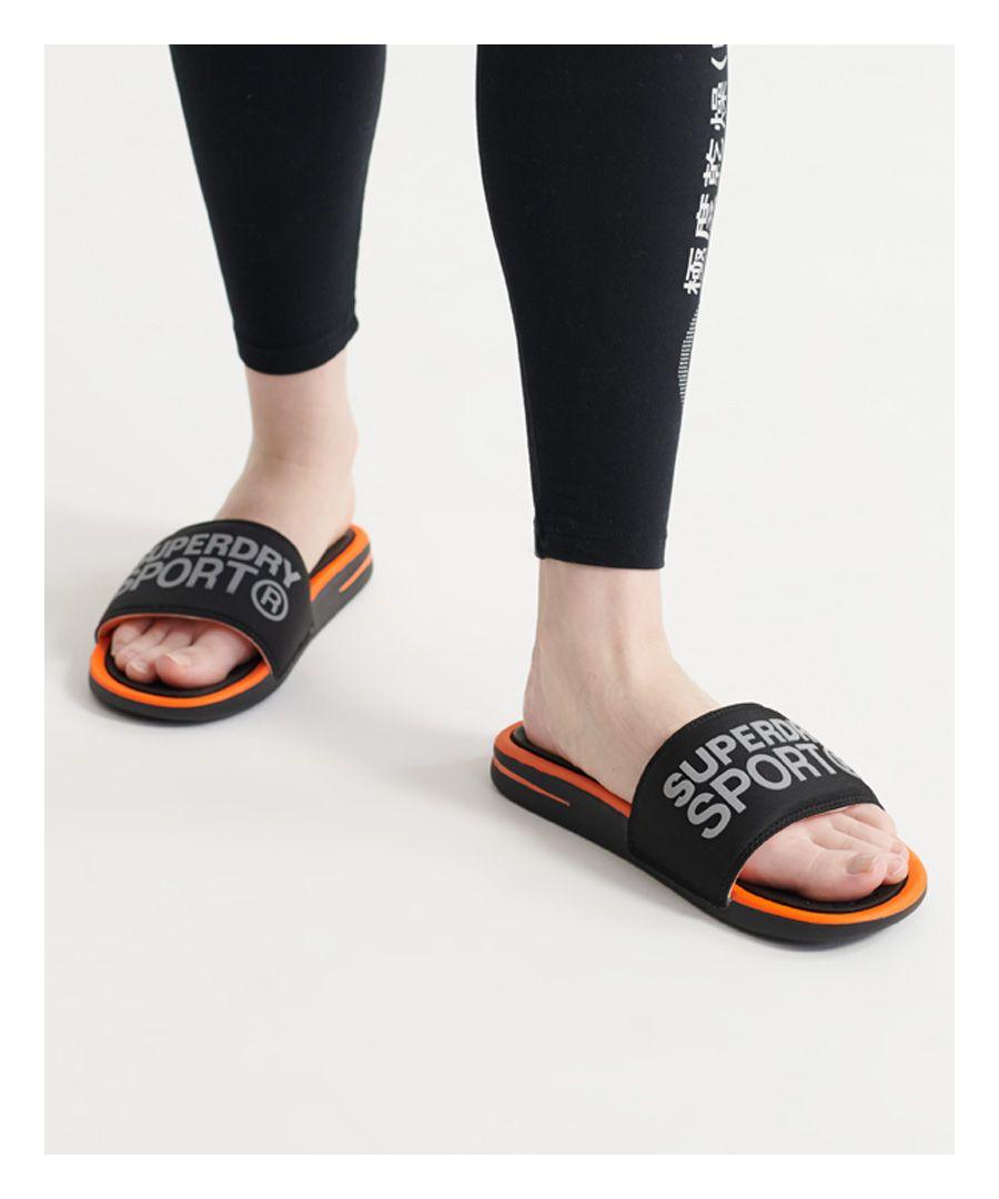 Image for Superdry Swimsport Sliders